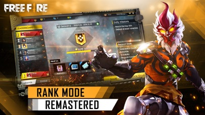 Screenshot for Garena Free Fire in Belgium App Store