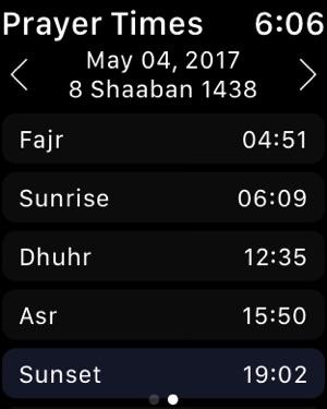 Calendario Islamico 1438.Ramadan 2019 Assistant Pro