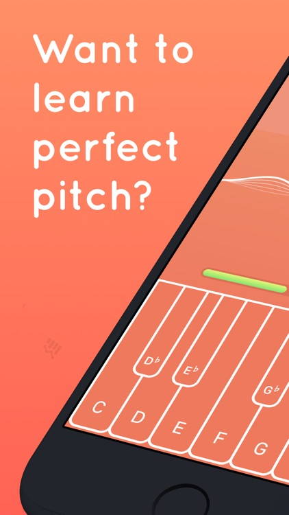 Tone - Learn Perfect Pitch!