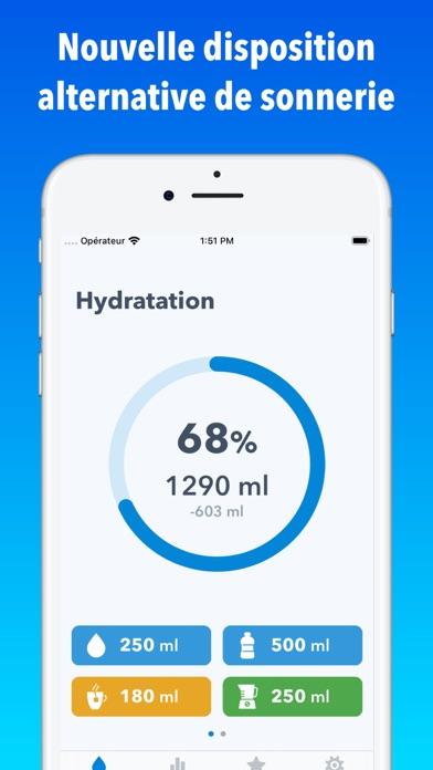 Screenshot for WaterMinder in Lebanon App Store