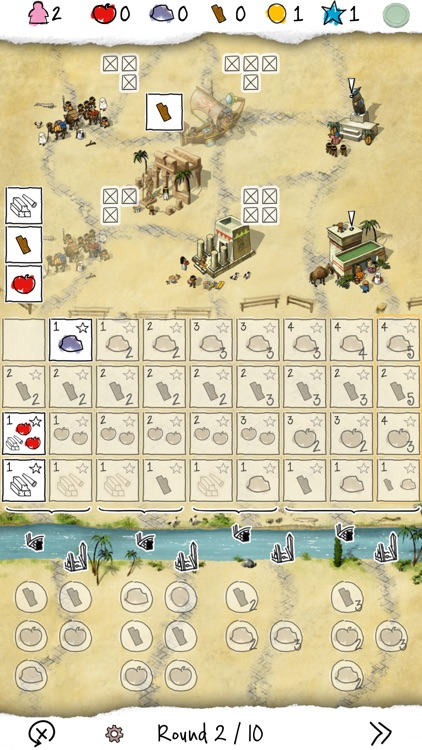 Imperial Settlers Roll & Write screenshot-7