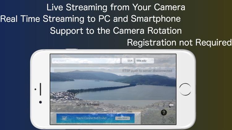Live-Reporter Live Camera