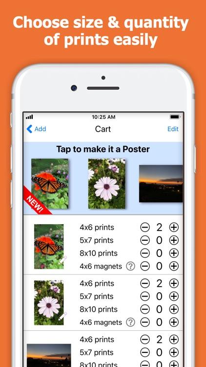Fast Photo Print: Print Photos screenshot-3