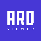 ARQ Viewer - 3D viewer in AR icon