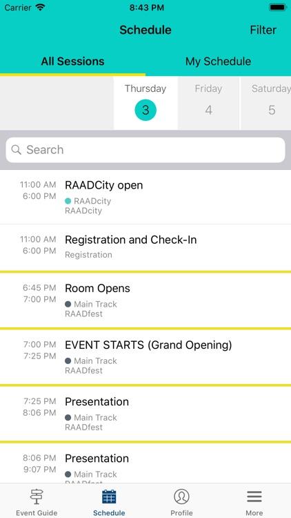 RAADfest screenshot-3