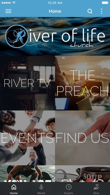 The River of Life App
