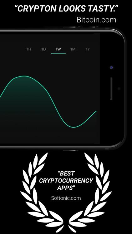 Crypton, Crypto Market Tracker screenshot-3