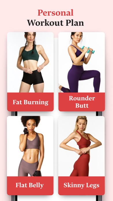 Screenshot for BetterMe: Weight Loss Workouts in United States App Store