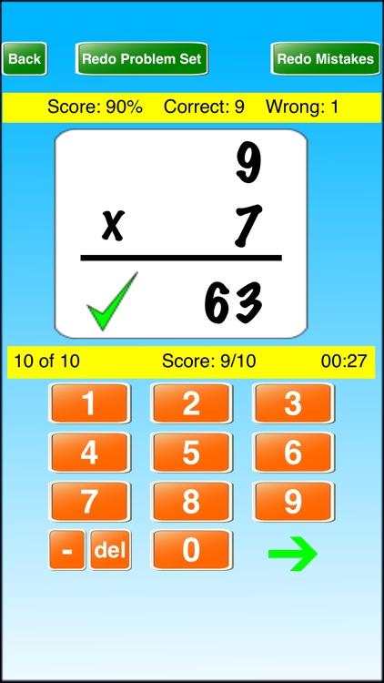 Ace Math Flash Cards