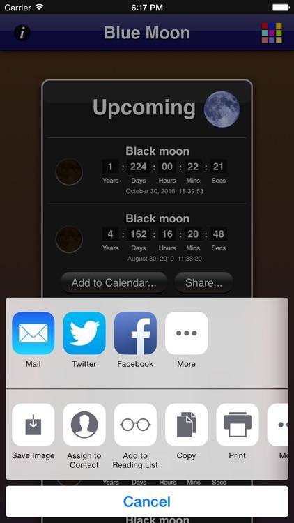 Blue Moon App screenshot-4