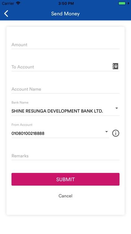 Shine Resunga Mobile Banking screenshot-4