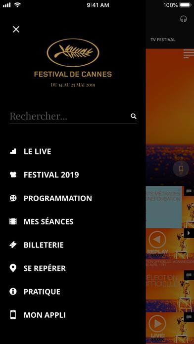 Festival de Cannes - Officiel iPhone