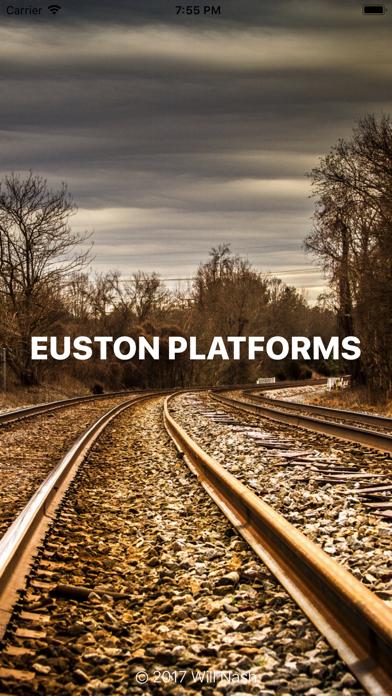 Euston Platforms screenshot one