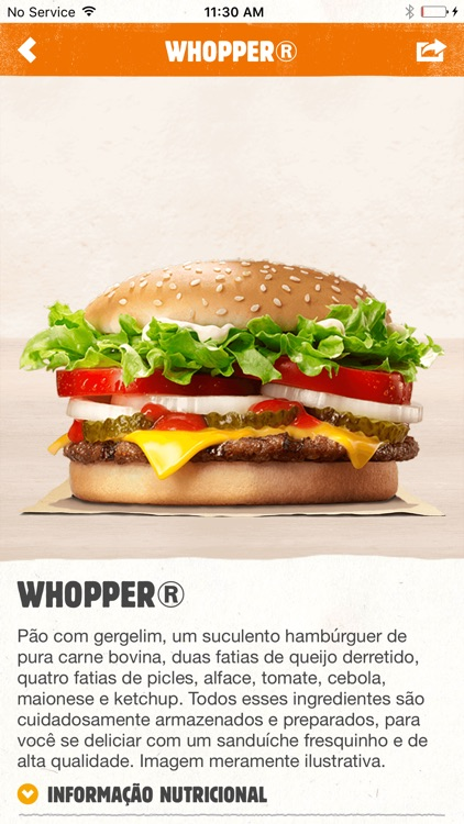 BURGER KING® MOBILE APP screenshot-4