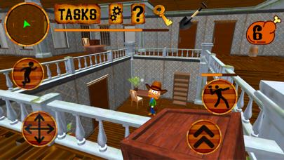 Cowboy Neighbor Redemption Screenshot on iOS
