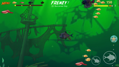 Feeding Frenzy 2 screenshot 3
