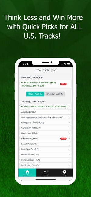 Horse Racing Picks & Hot Tips! on the App Store