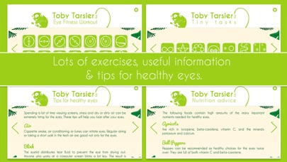 Eye Fitness Workout Trainingのおすすめ画像1