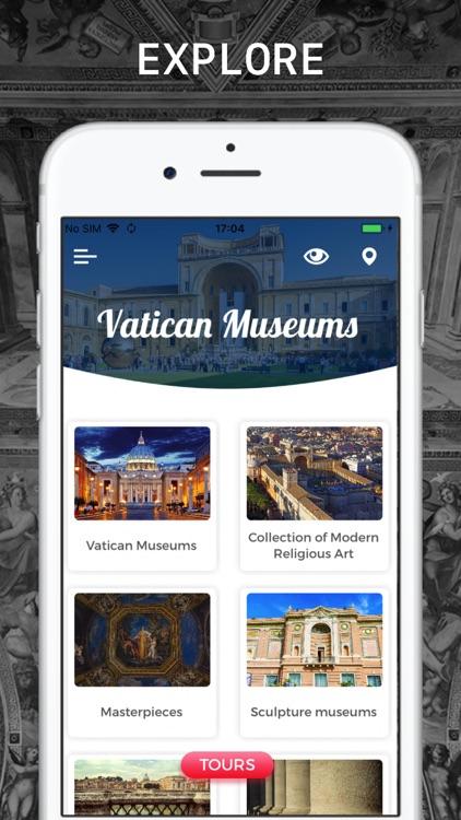 Vatican Museums .
