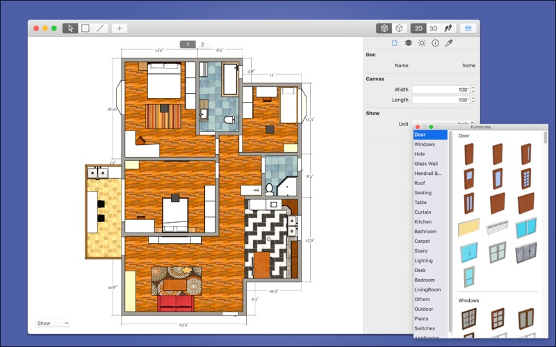 House Designer for Mac