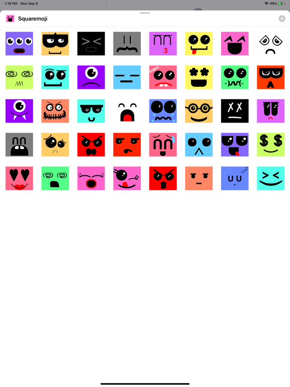 Squaremoji screenshot 4