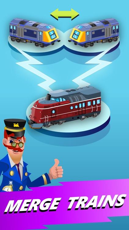 Train Merger screenshot-0