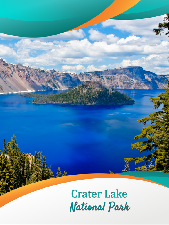 Crater Lake National Park screenshot 6