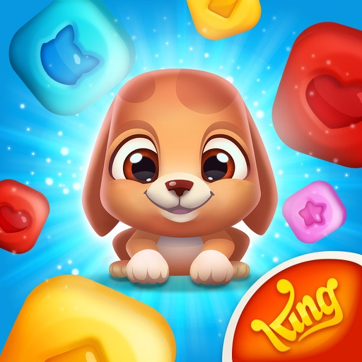 Pet Rescue Puzzle Saga icon