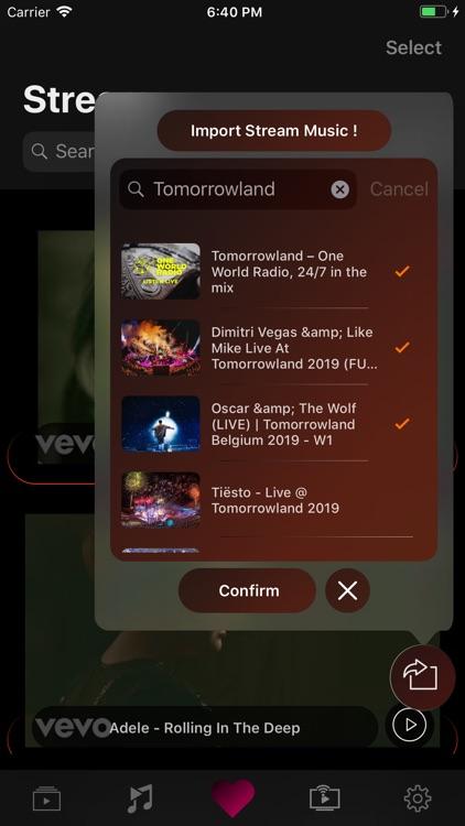 iPlayer® - Feel the Music screenshot-6