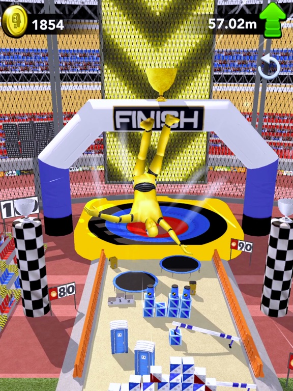 Ragdoll Car Crash screenshot 7