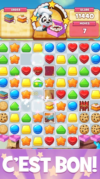 Cookie Jam - Match 3 Games for pc