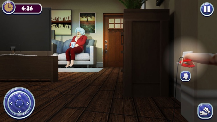 Haunted Teacher Scary 3D Games screenshot-6