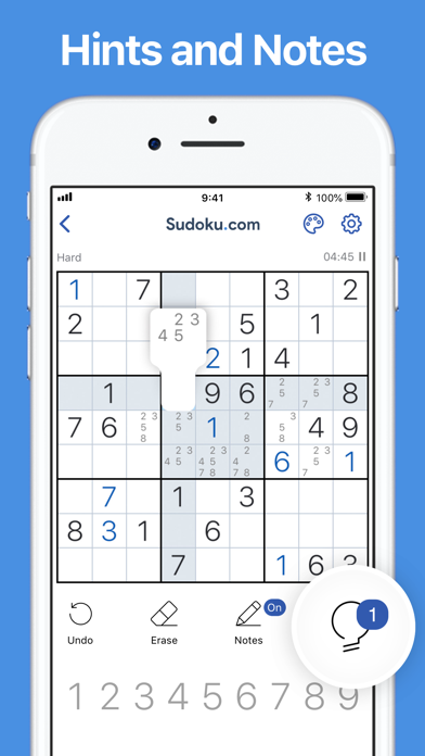 ดาวน์โหลด Sudoku.com - Classic Puzzles สำหรับพีซี