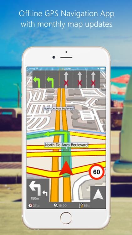 MapFactor GPS Navigation Maps by MapFactor