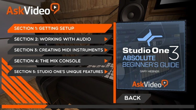 Beginners Guide For StudioOne3
