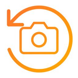 Ícone do app Photo Flashback!