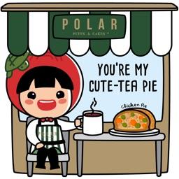 Polar Puffs & Cakes x AKKG