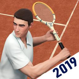 Tennis — Jeu des Années Folles