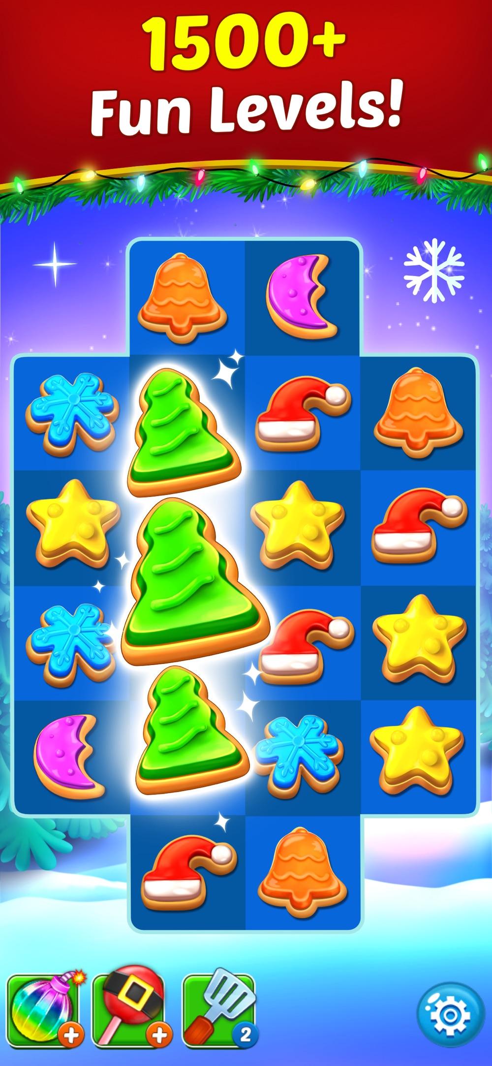 Christmas Cookie – Help Santa Cheat Codes