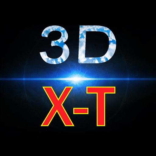 X_T Viewer 3D
