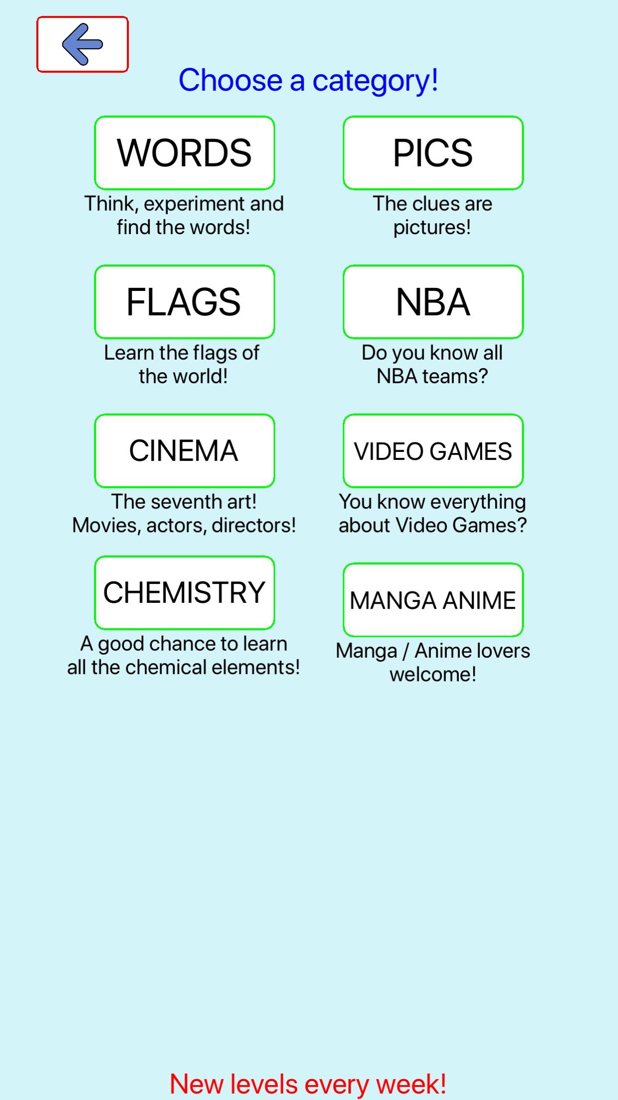 6 Clues Screenshot