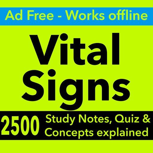 Vital Signs Exam : Notes & Q&A