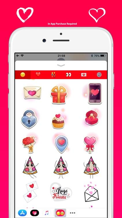 Love Emoji - Cute & Adorable screenshot-4
