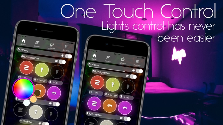 Experience for Philips Hue