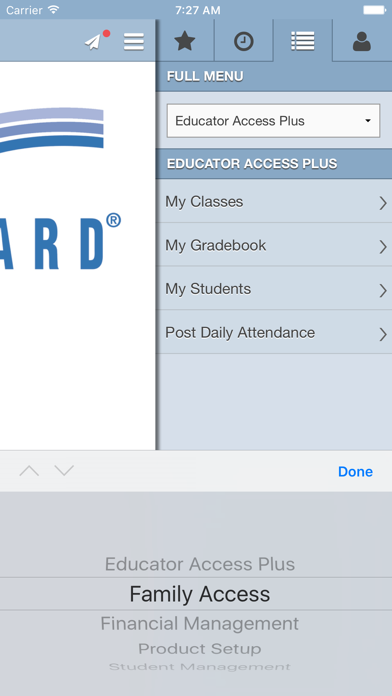 messages.download Skyward Mobile Access software