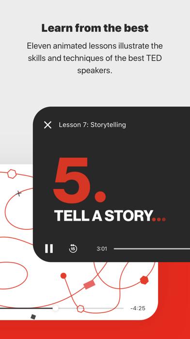 TED Masterclass screenshot 2