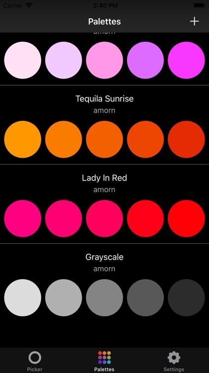 Hex Color Codes screenshot-6