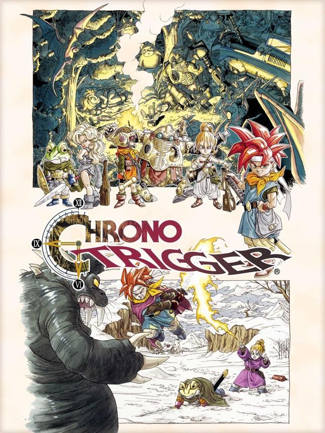 Chrono Trigger Upgrade Ver