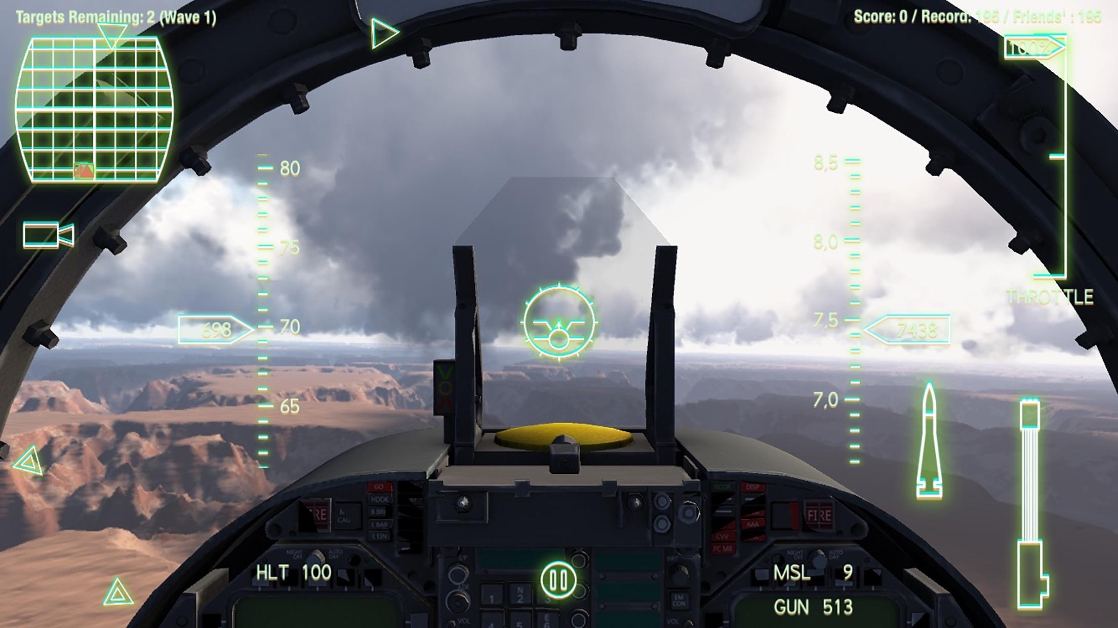 Alliance: Air War Screenshot