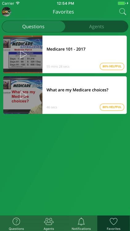 My Medicare Question screenshot-4